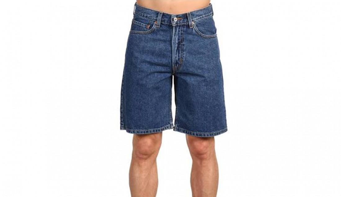Джинсовые шорты — не всегда удобно + жарко, когда лето