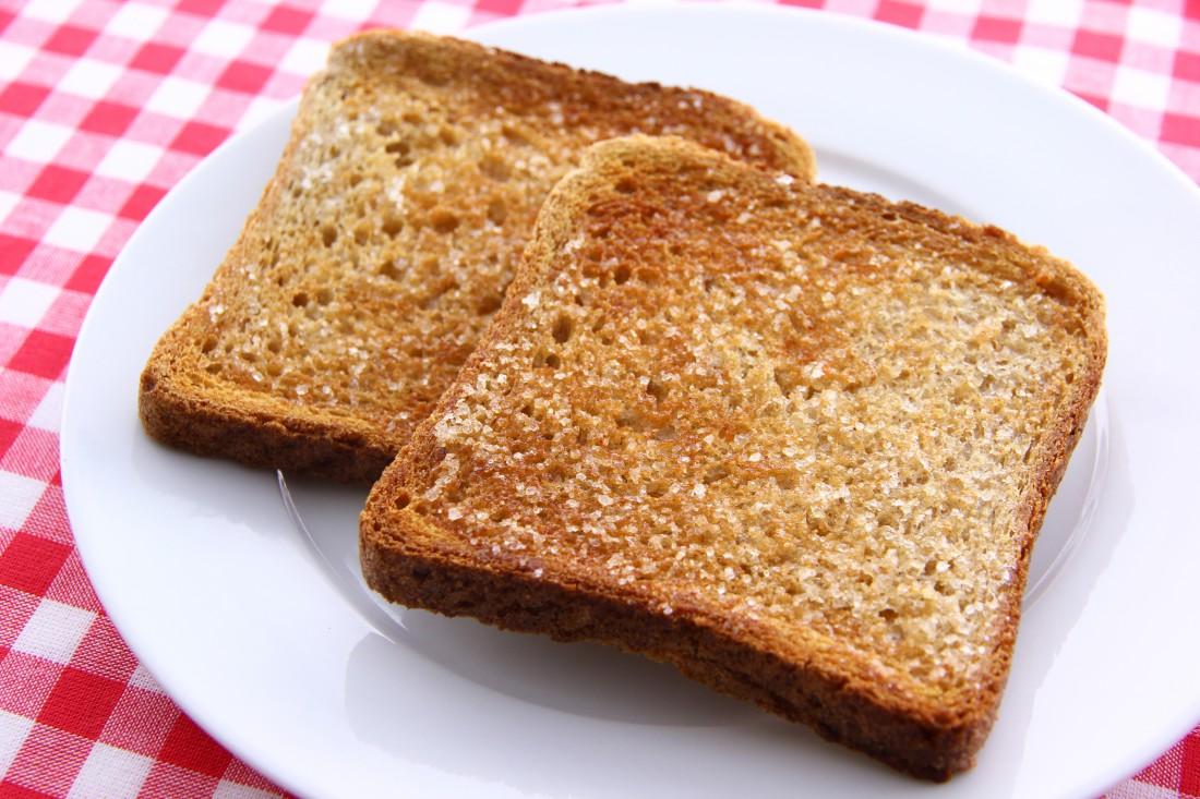 Что делать тосты