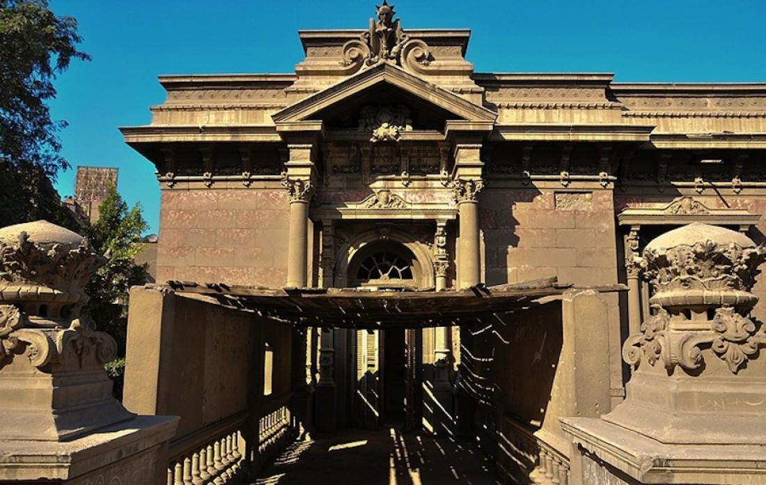 Злой рок одиночества и пустоты не обошел стороной и дворец принца Саида-Хасима