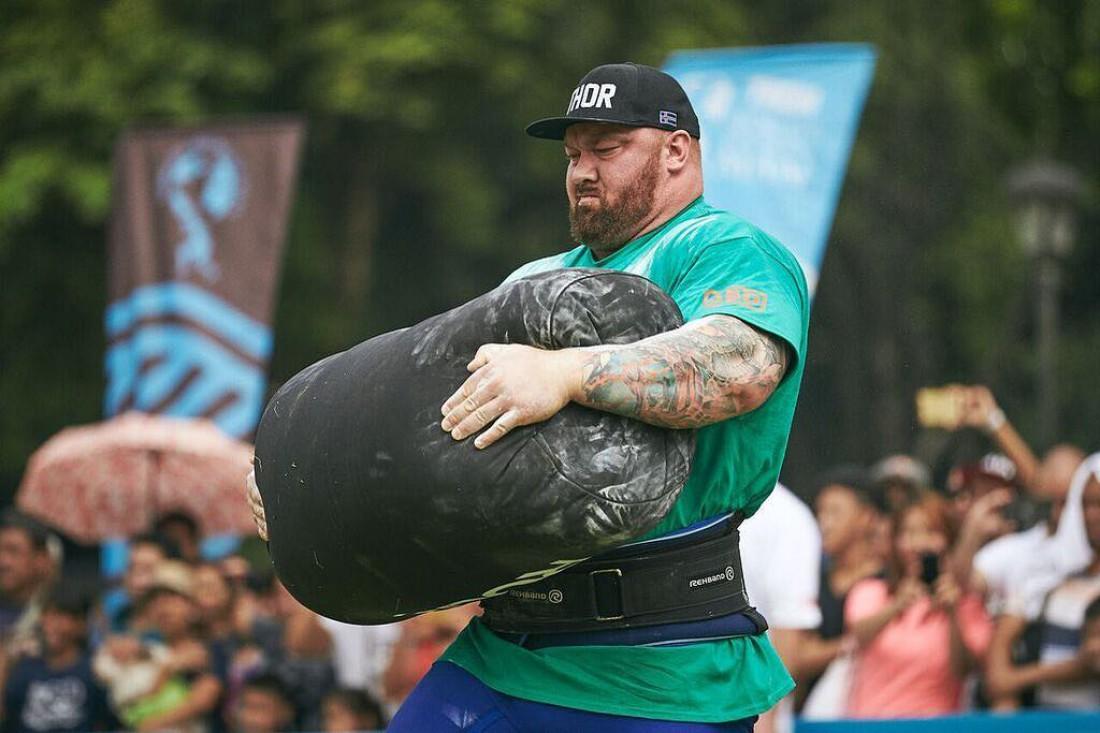 Хафтор Бьернссон. На пути в к победе на The World's Strongest Man 2018