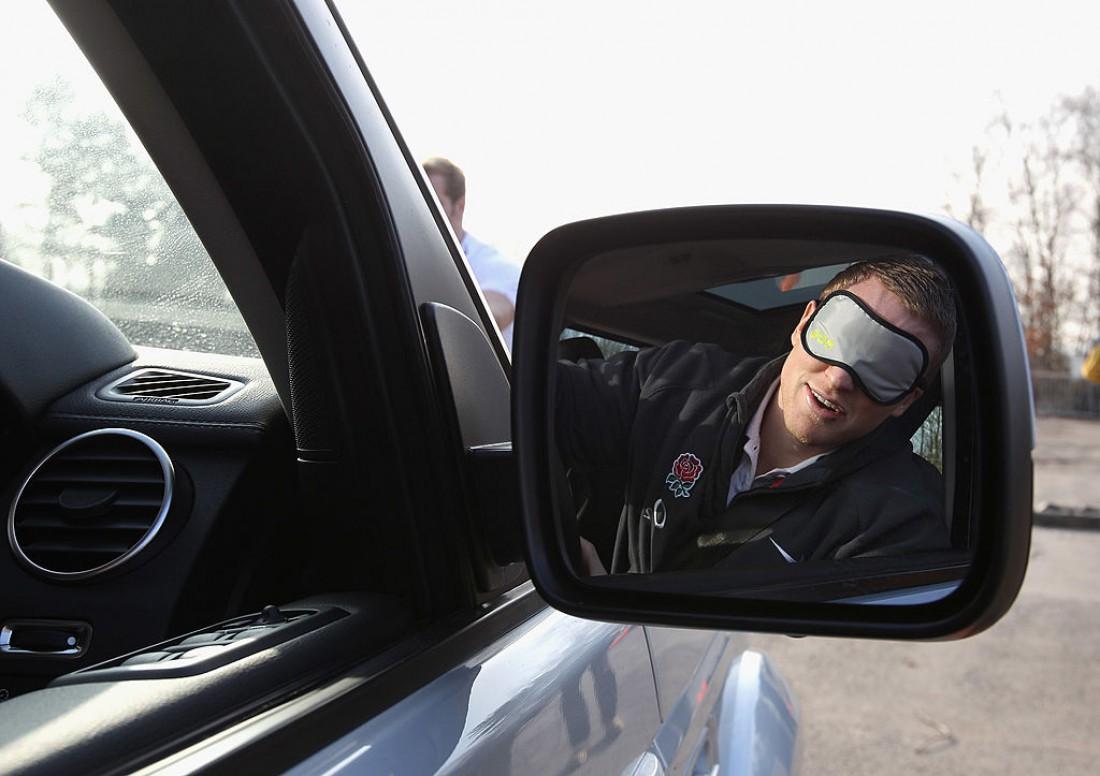Кто сказал, что слепые не умеют водить?