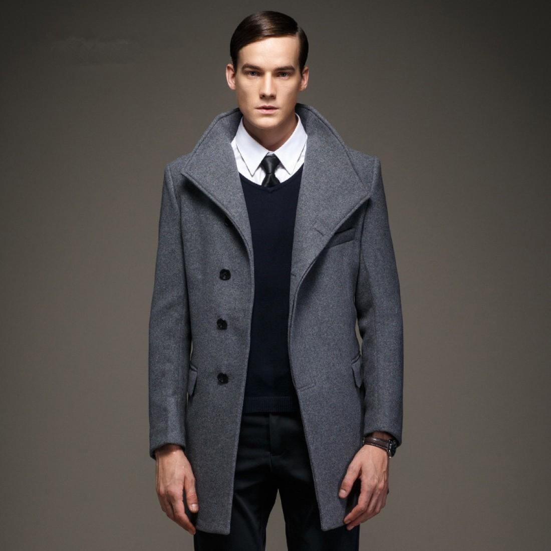 Стильное пальто — must have холодного сезона