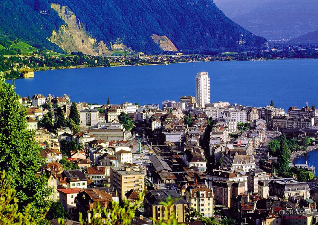Швейцария славится не только надежными банками, но и интересными местами для путешествий