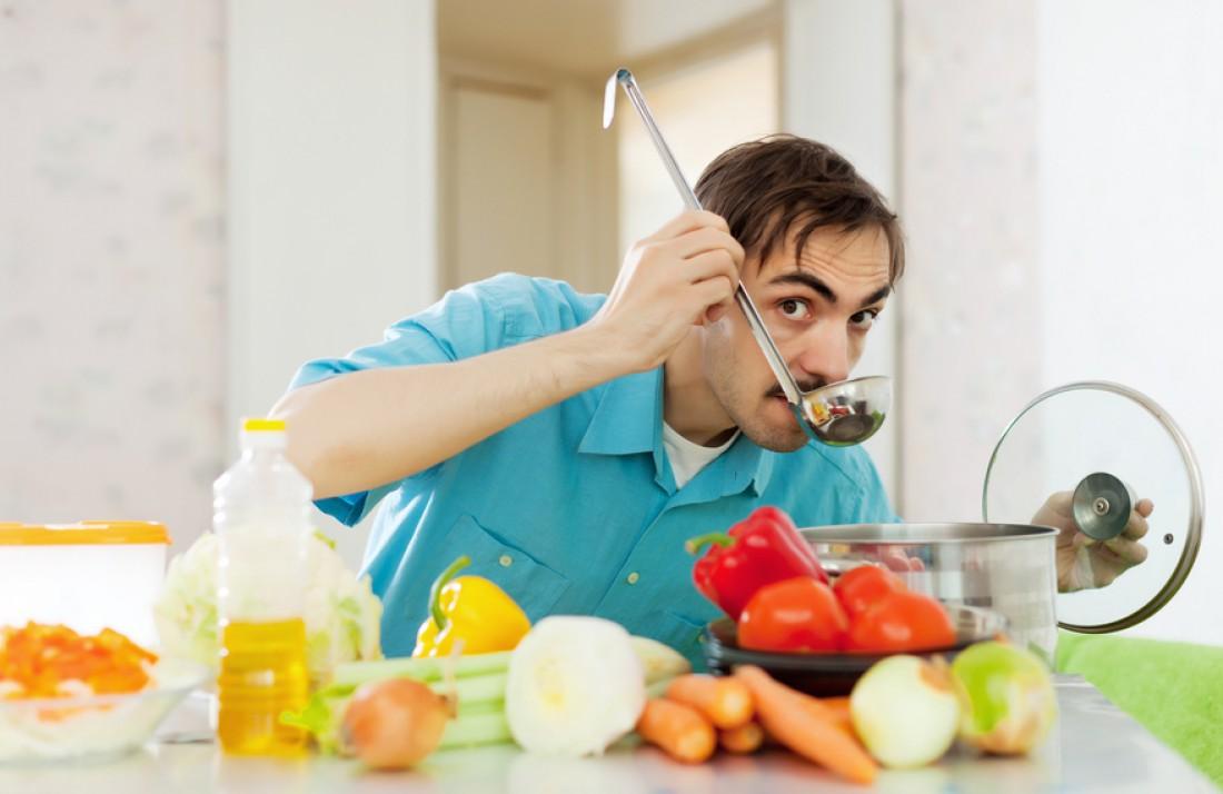 Овощной суп — твой хороший друг в борьбе с ожирением