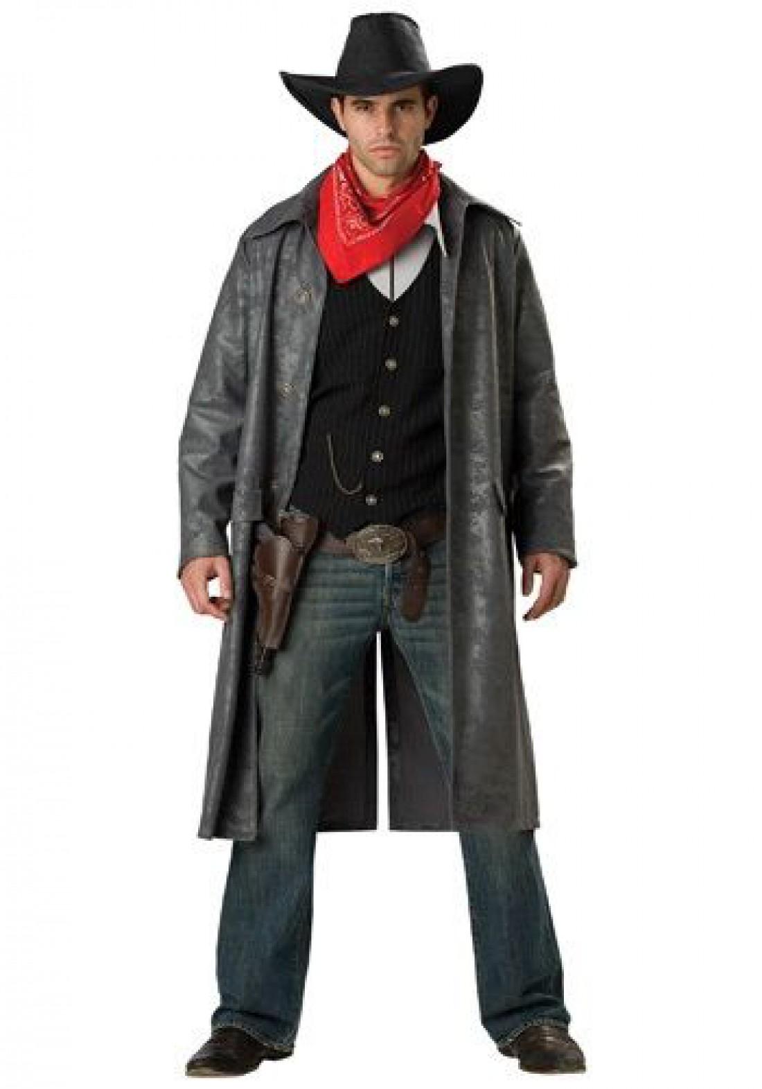 Ковбой — не ковбой, если у него нет пистолета
