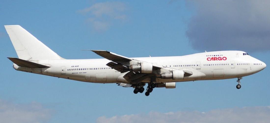 Boeing 747. Тот самый