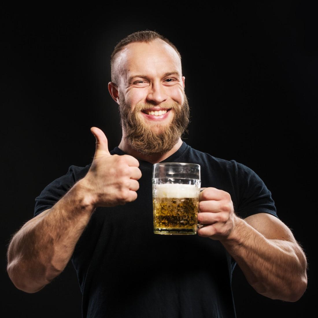 Пиво укрощает не только жажду
