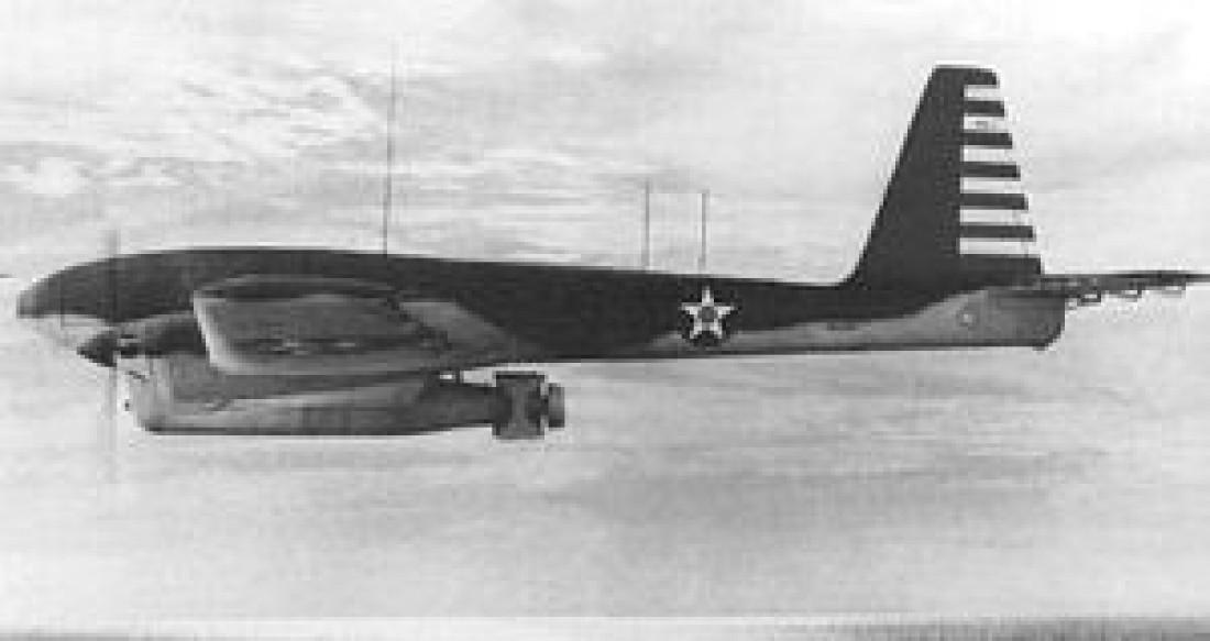 Interstate TDR — первый в мире беспилотный ударный бомбардировщик-торпедоносец (если не считать нацистской ФАУ-1)
