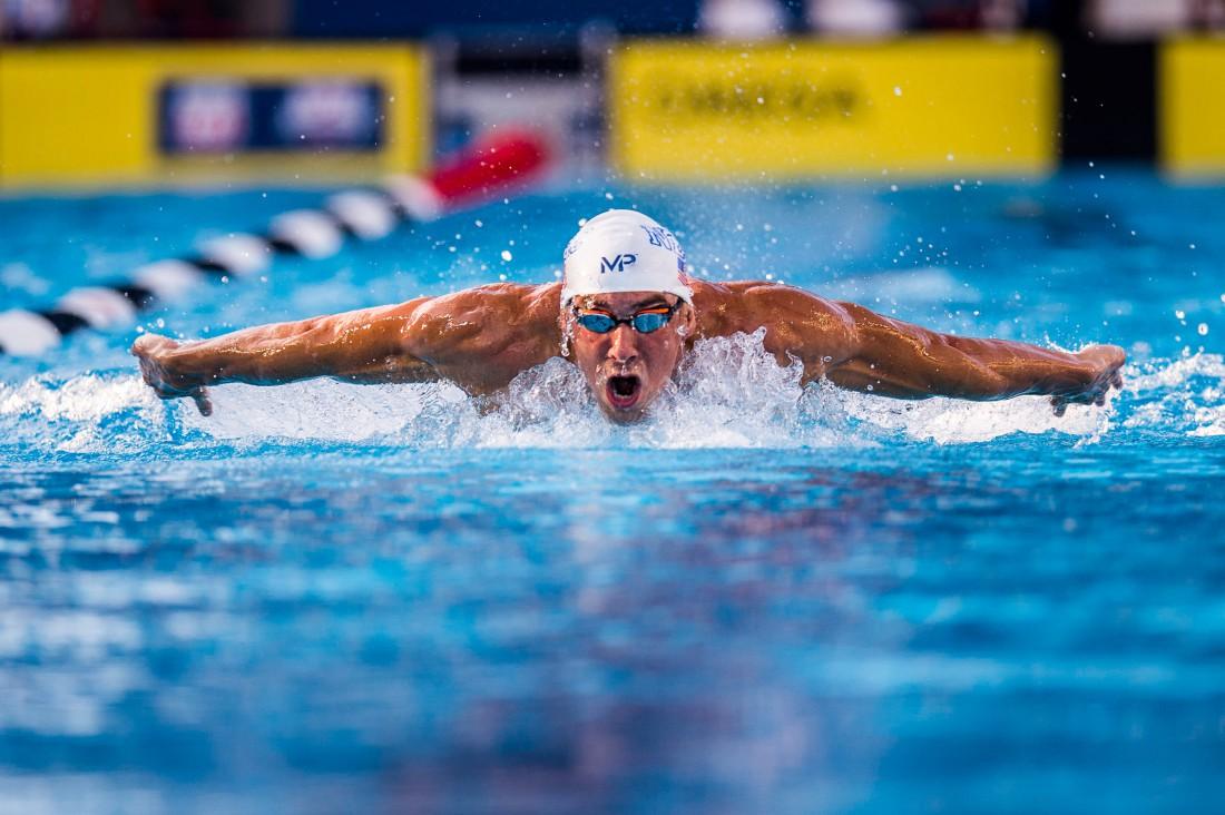 Майкл Фелпс. Пловец, способный похвастаться супер-достижениями на Олимпиадах