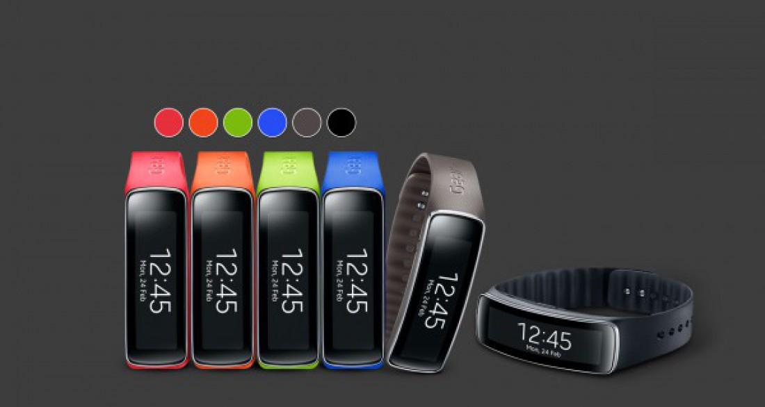 Samsung gear Fit — ~3100 грн