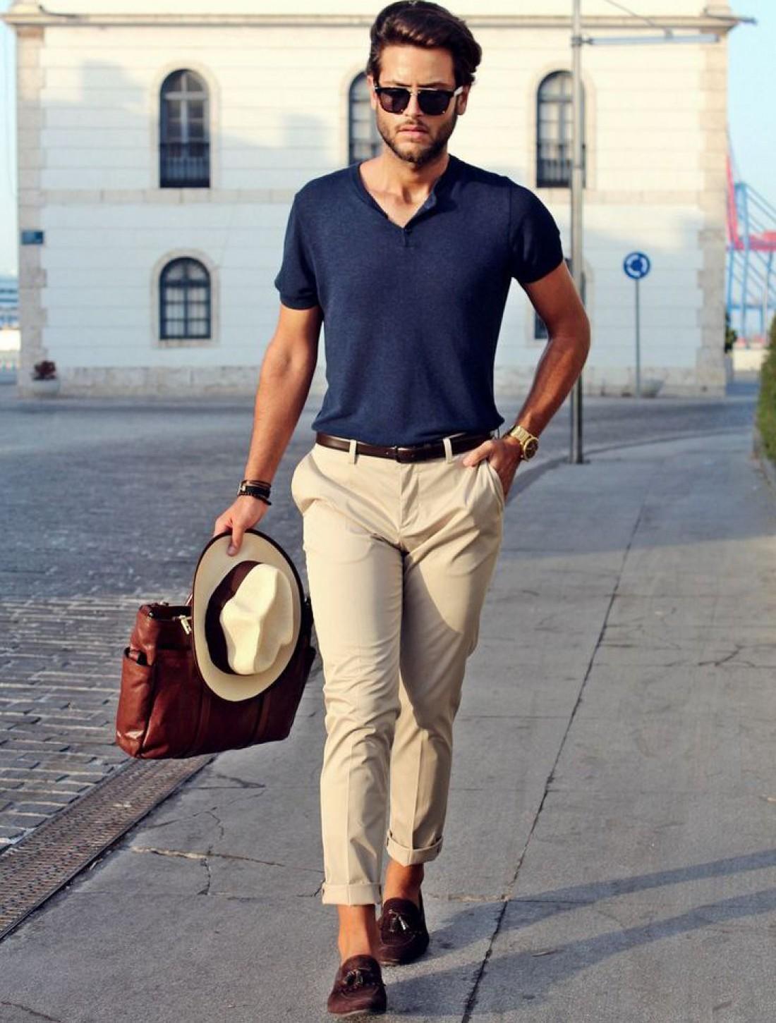 Одевайся красиво. Даже когда солнце безбожно жарит