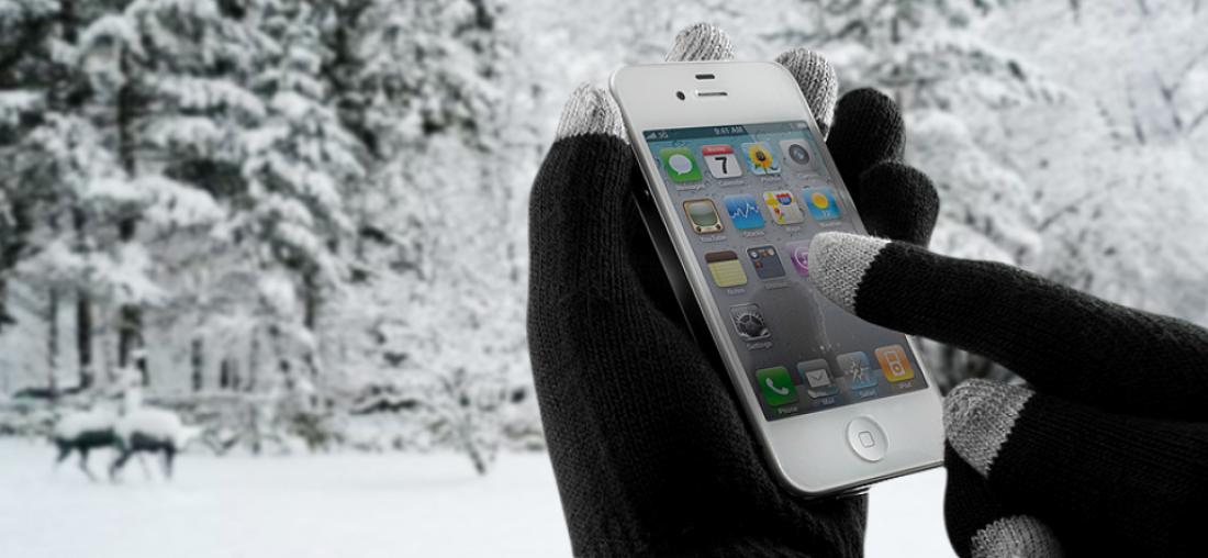 Не дай рукам замерзнуть в холода — прячь их в специальные перчатки