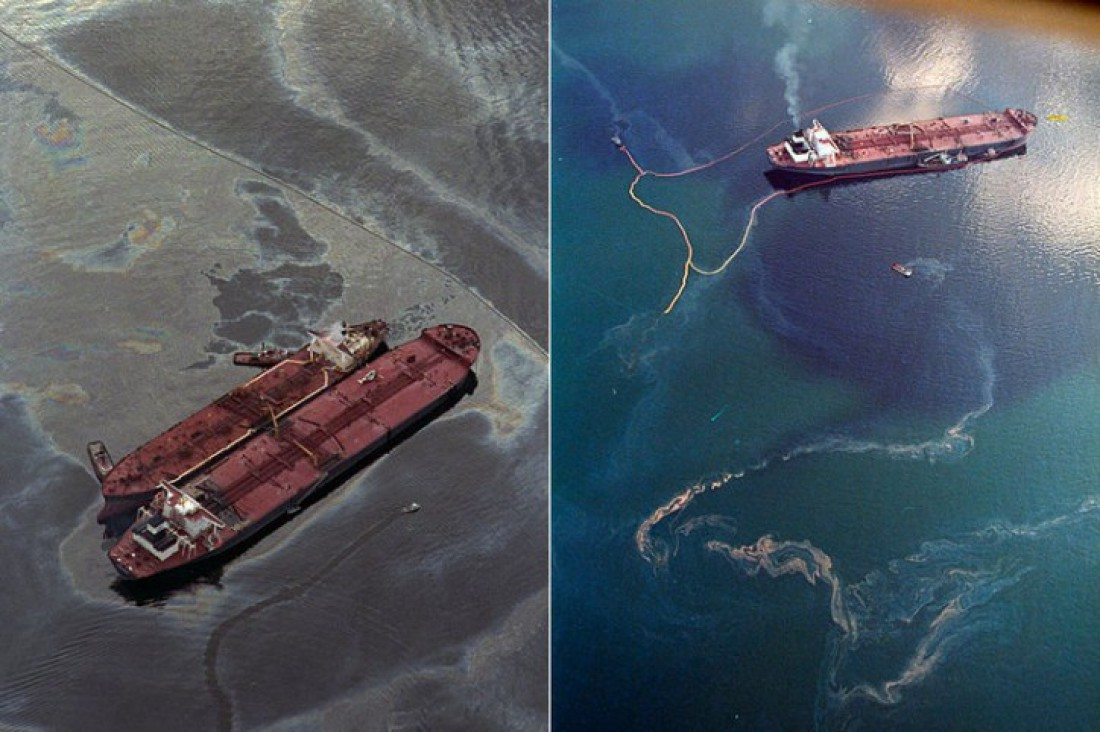 an analysis of the exxon valdez oil spill in prince william sound alaska The exxon valdez oil spill that occurred in prince william sound, alaska, in march of 1989 was the largest crude oil spill in the united states at that time, and it.