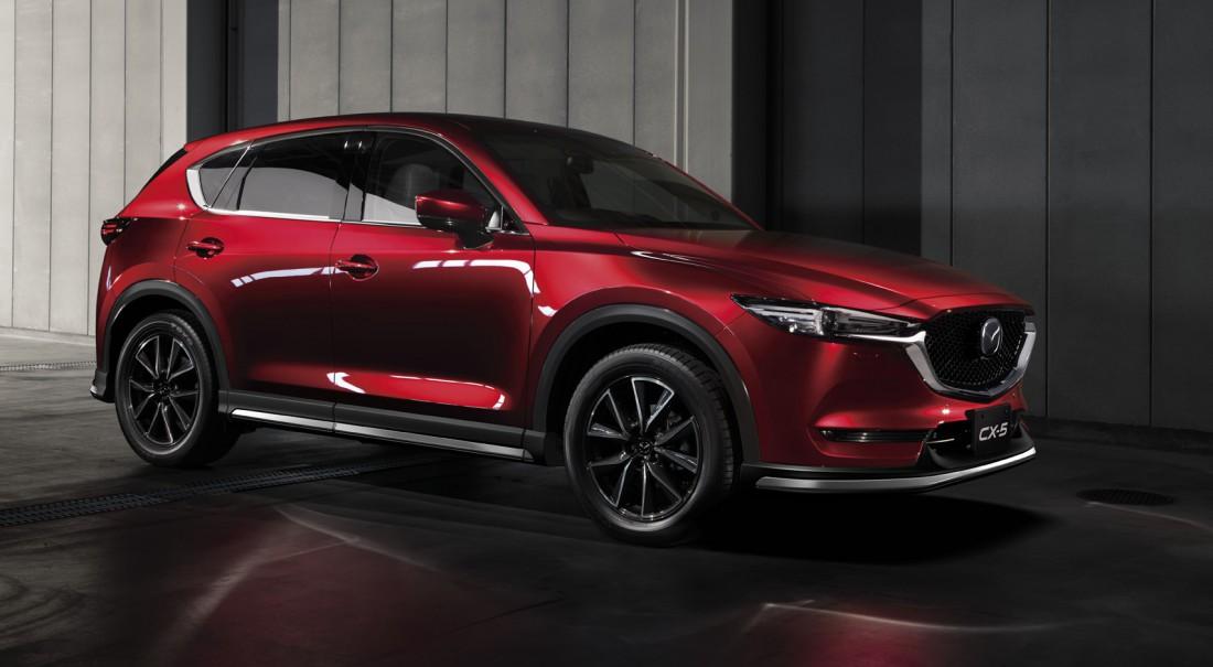 Mazda CX-5 тоже подлежит отзыву