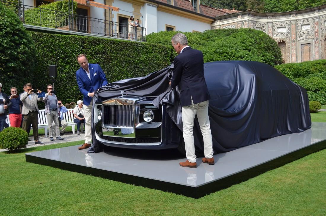 Rolls-Royce Sweptail — самый дорогой автомобиль в мире