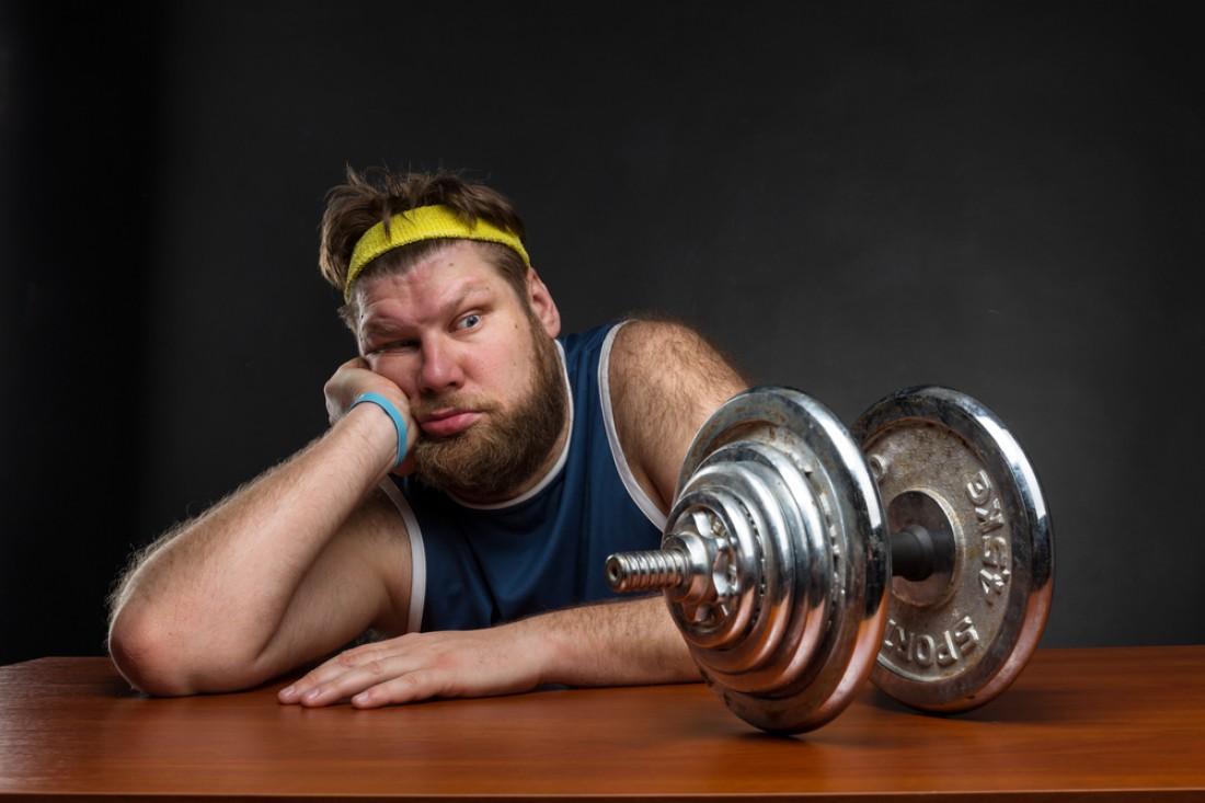 Хочешь похудеть — надави на спорт