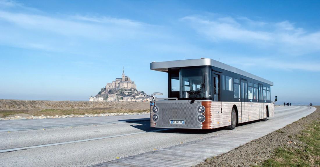 Cobus DES разгоняется до 50 км / час