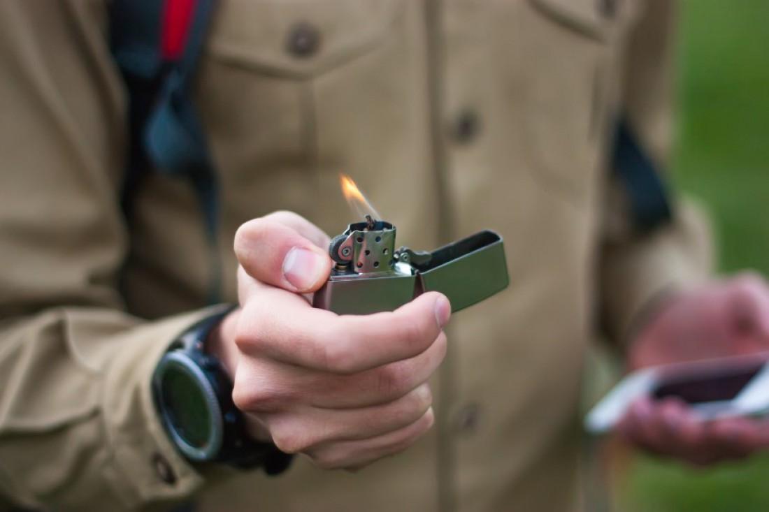 Абсолютно на все зажигалки Zippo выдается пожизненная гарантия