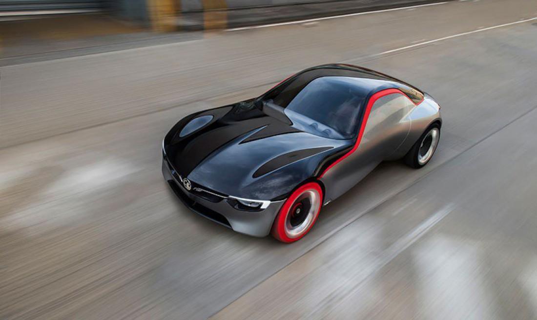 Opel GT Concept 2016 — попытка немцев вернуть своим авто былую славу и популярность