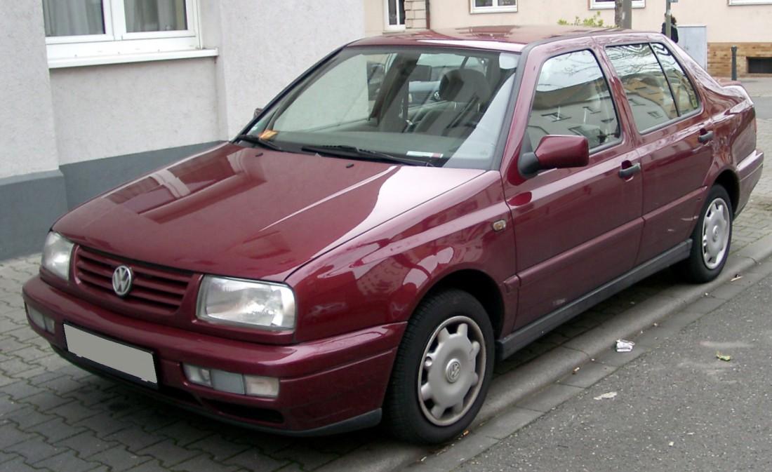 Volkswagen Vento. В Италии его название аристократы вслух тоже не произносят