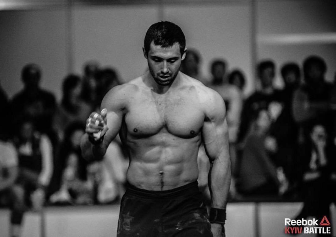 Валентин Литвинчук — уважаемый тренер и примерный отец