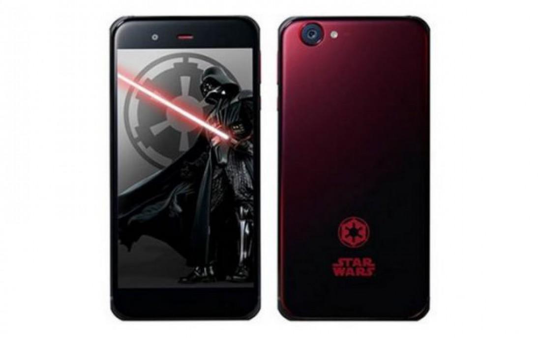 Вчесть «Звездных войн» выпущен смартфон для черной исветлой Силы