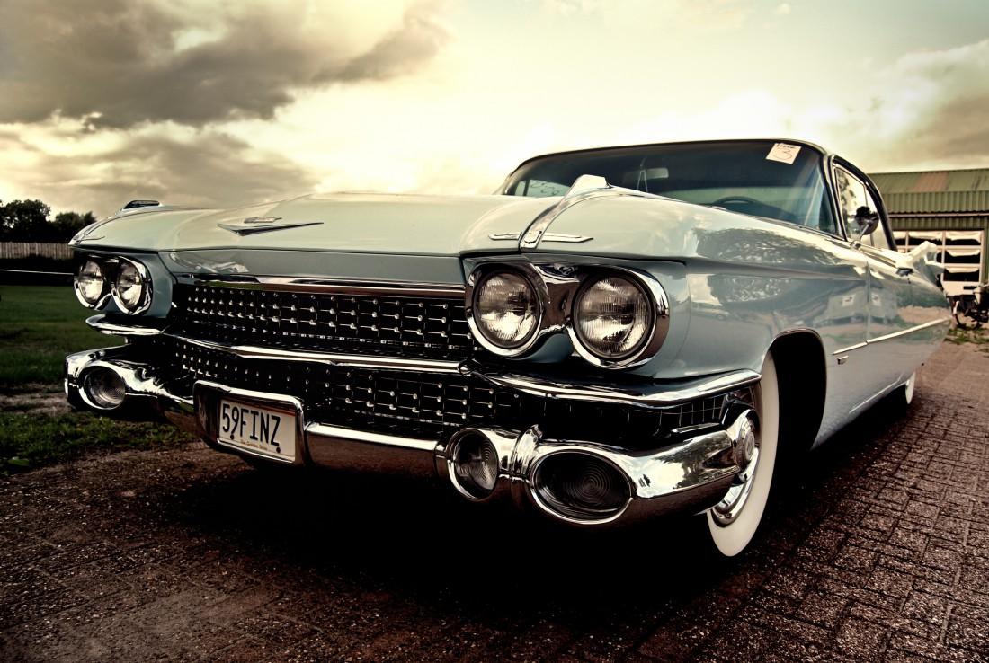 Cadillac Eldorado - символ роскоши и богатства