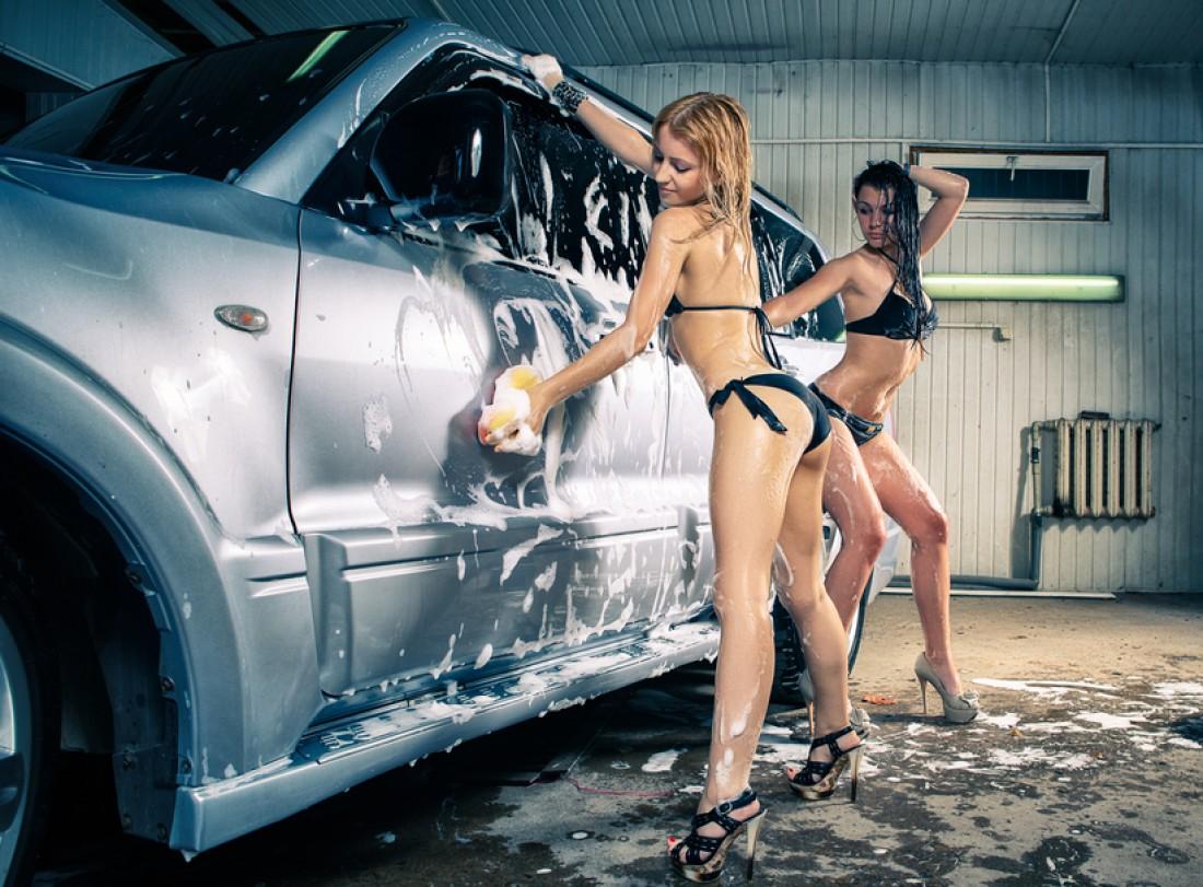 Мойку машины лучше доверить специалистам