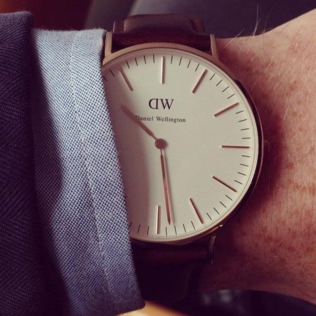 daniel wellington как отличить подделку часы помешает использовать духи