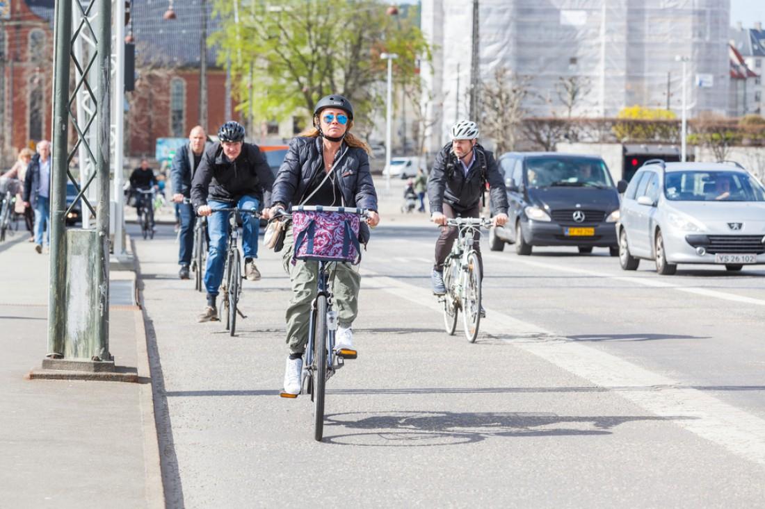 Нельзя покидать Копенгаген с взятым в аренду велосипедом