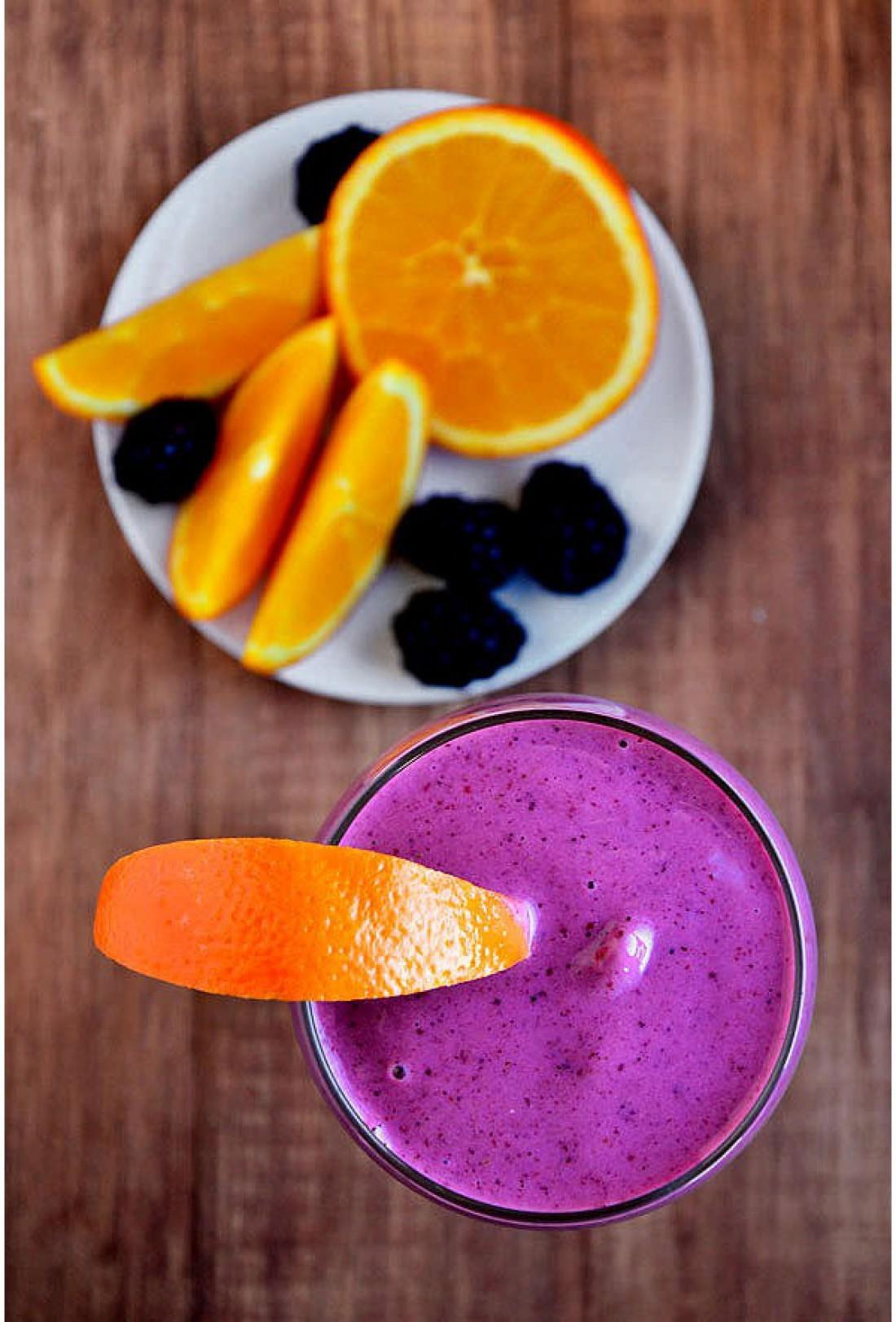 Протеиновый коктейль Sunrise — богатый источник антиоксидантов