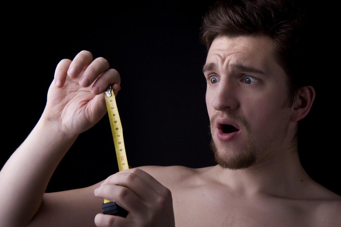Средняя длина мужского члена 8 фотография