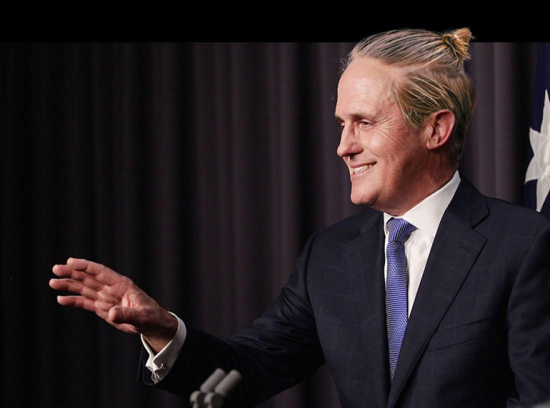 Малкольм Тернбулл — австралийский политический деятель. Премьер-министр Австралии с 15 сентября 2015 года