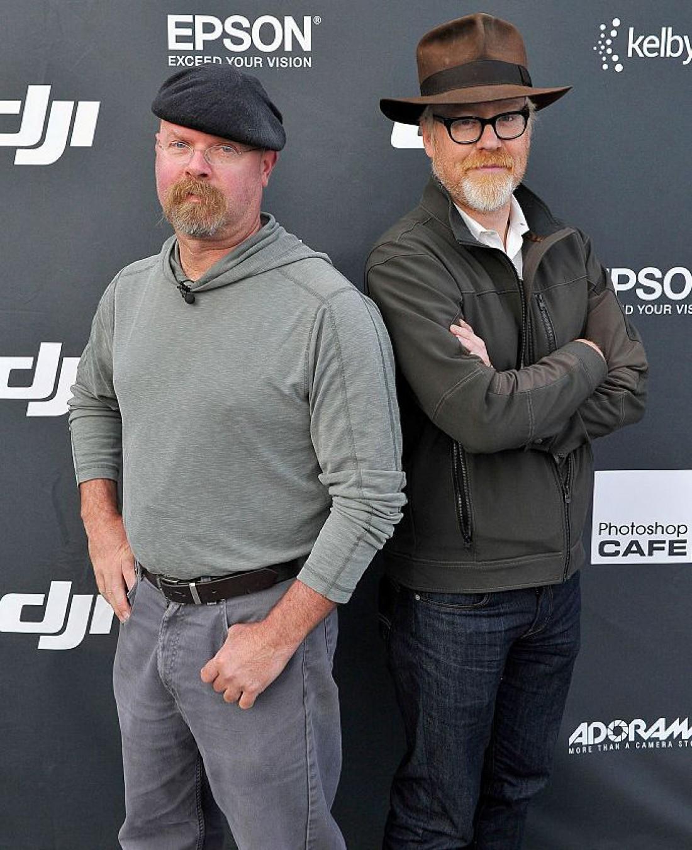 Джереми Хайнеман (слева) и Адам Сэвидж