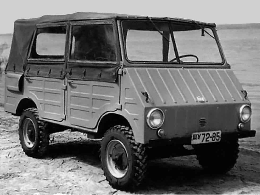 ЗАЗ-971. Военизированная версия 970-го
