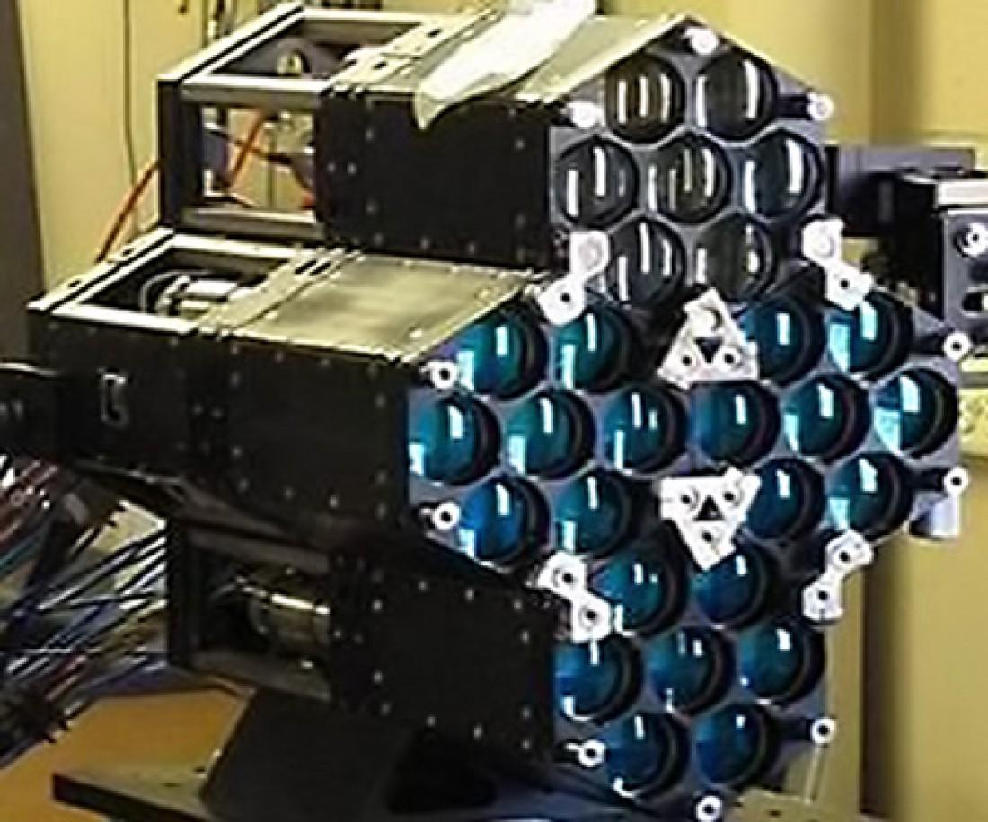 Лазерное оружие проекта «Экскалибур»