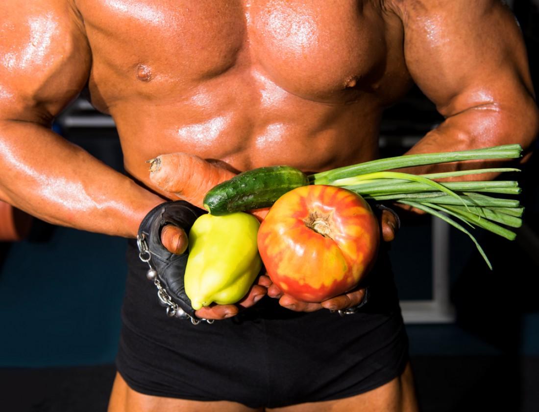 Овощи — не лучшее, что можно есть после тренировки