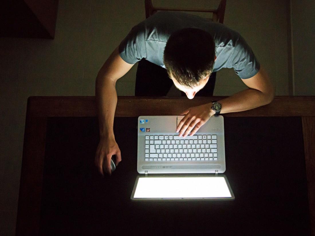 Ночь позволяет предельно сконцентрироваться на выполняемой работе