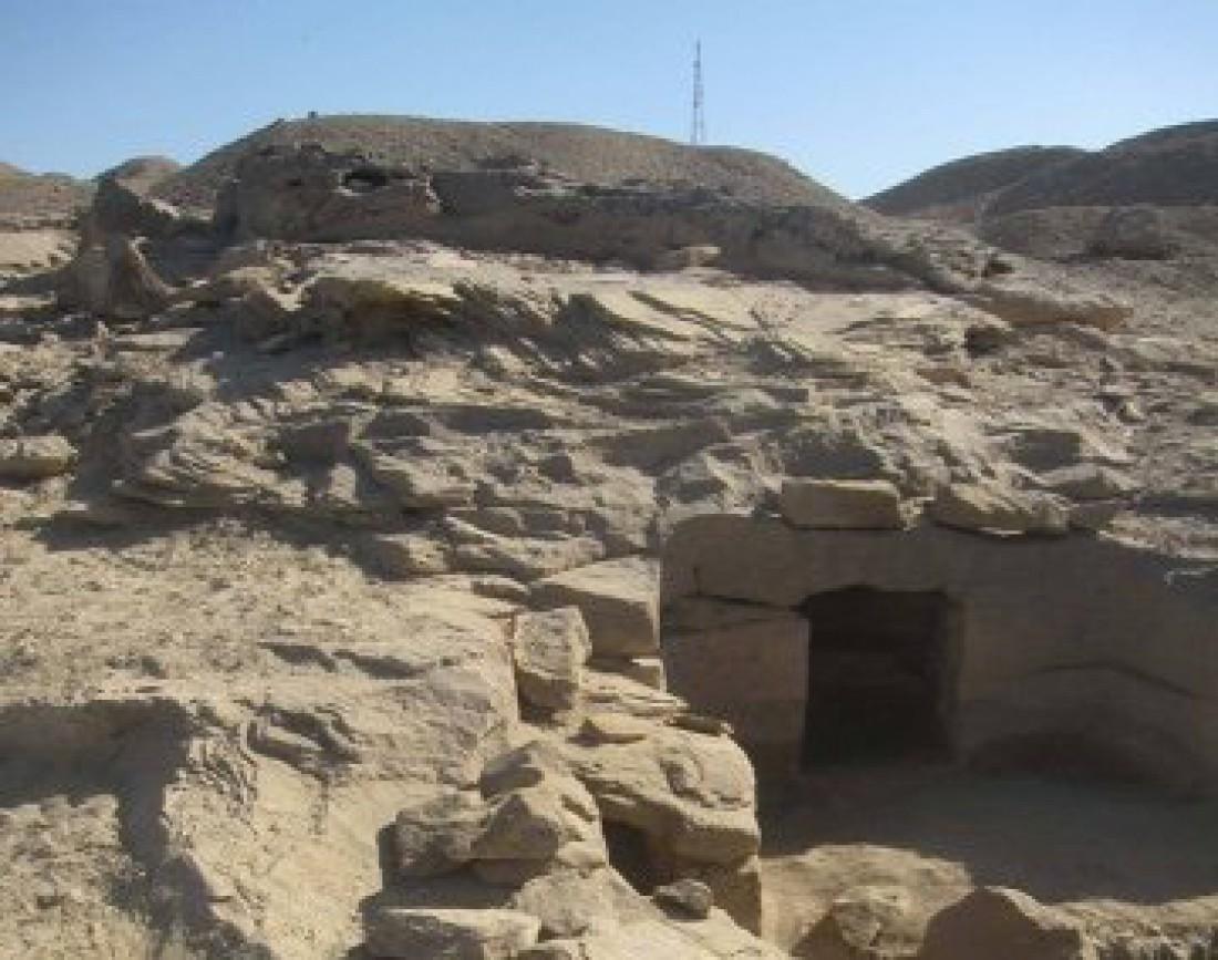 ВЕгипте отыскали 12 новых гробниц времен Нефертити иХатшепсут— Ученые