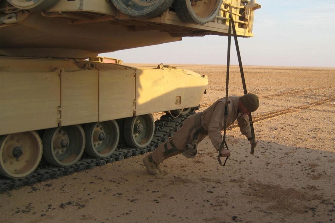 TRX изобрели спецназовцы США
