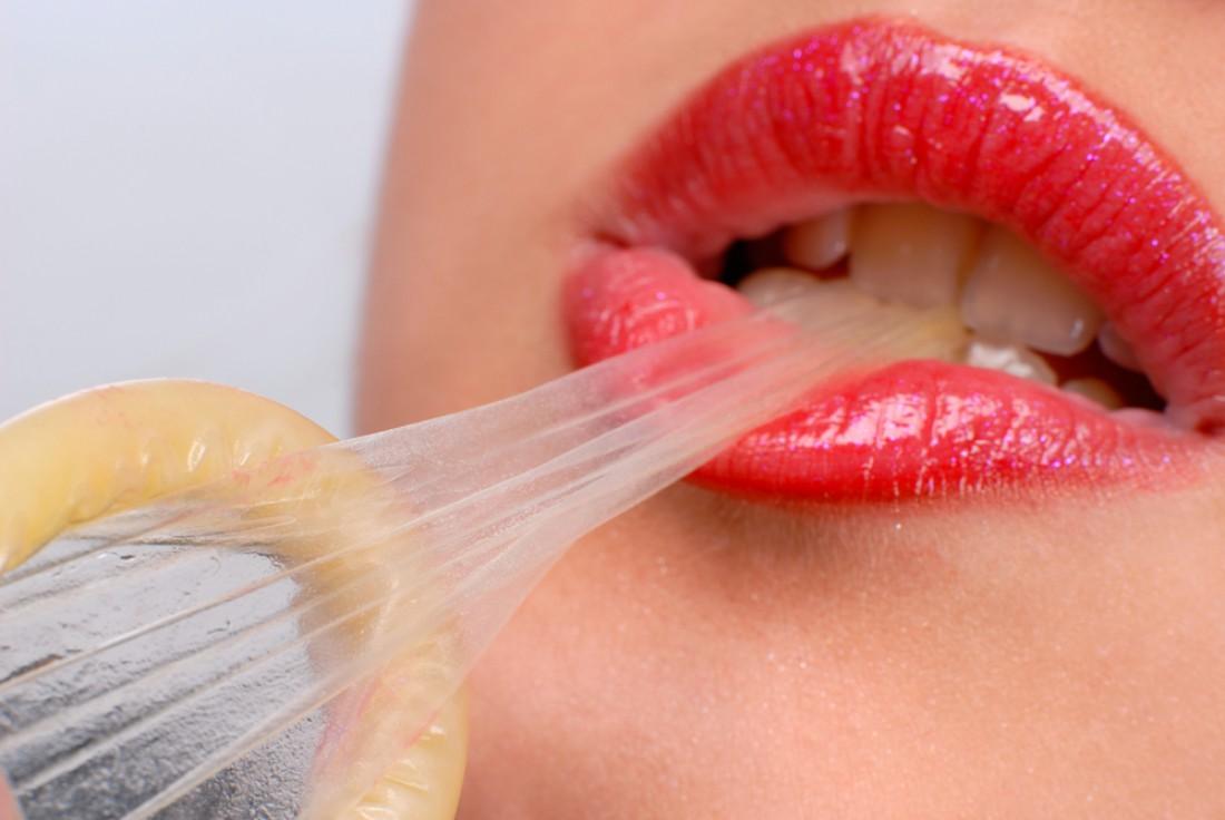 73% добровольцев хотели бы использовать самосмазывающийся презерватив