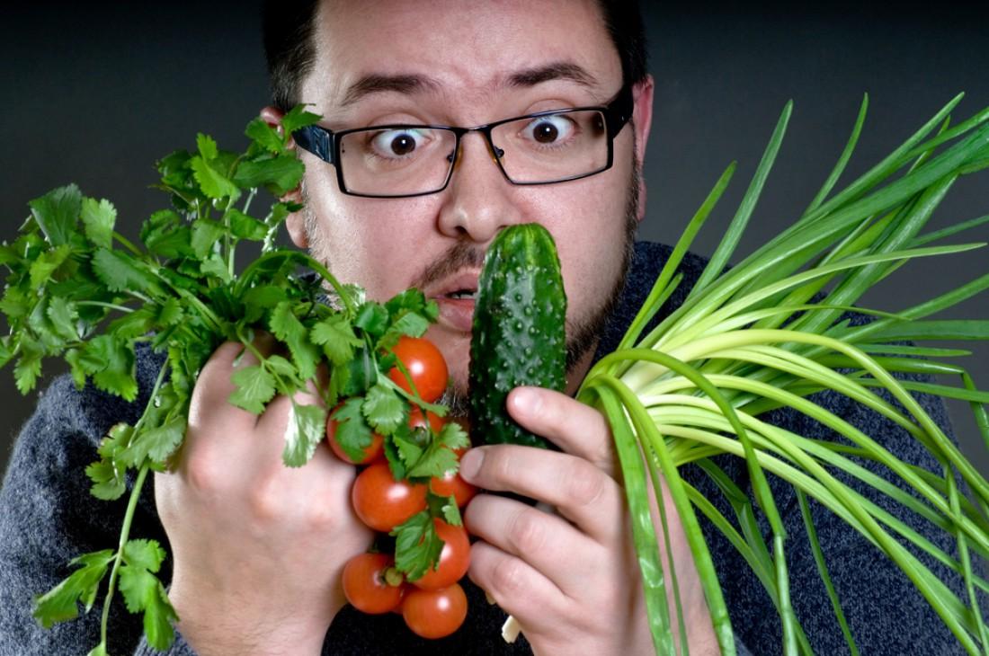 Тебе 37+? Устраивай один вегетарианский день в неделю