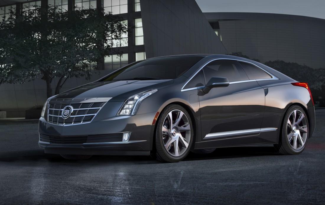Cadillac ELR. Очень дорогой