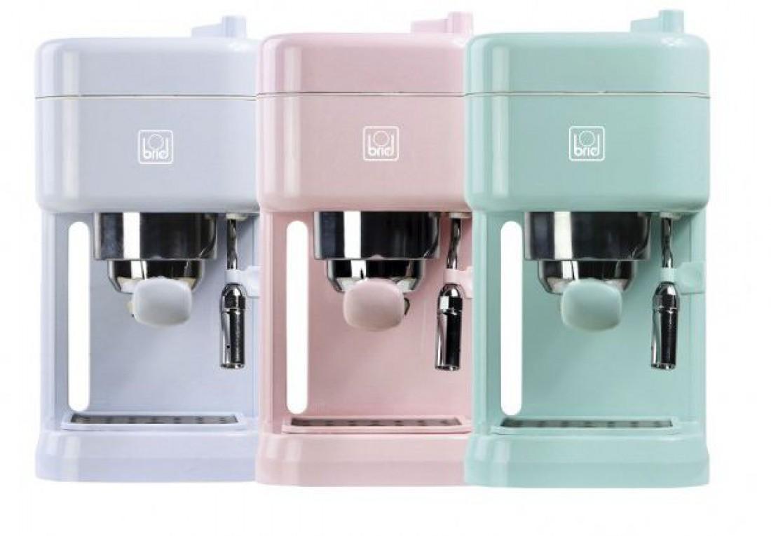 Выбирай кофеварку цвета понежнее