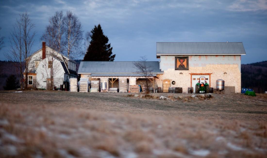 Hill Farmstead Brewery — одна из самых скромных и самых