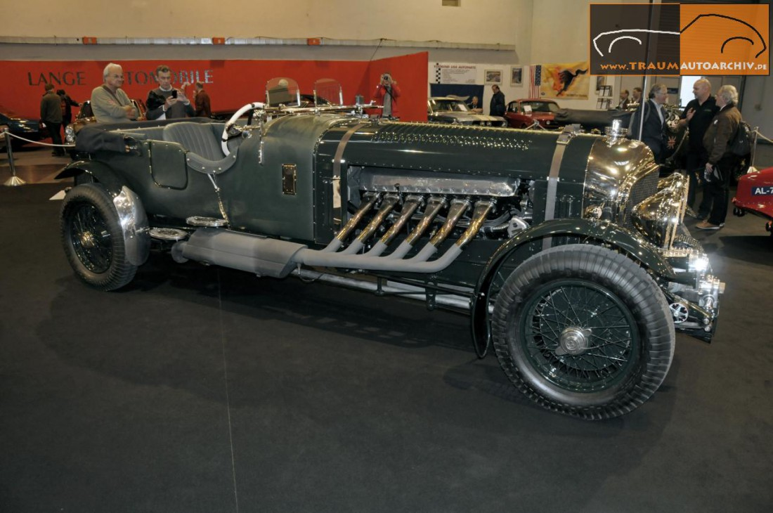 Объем бака Bentley Meteor — 400 литров