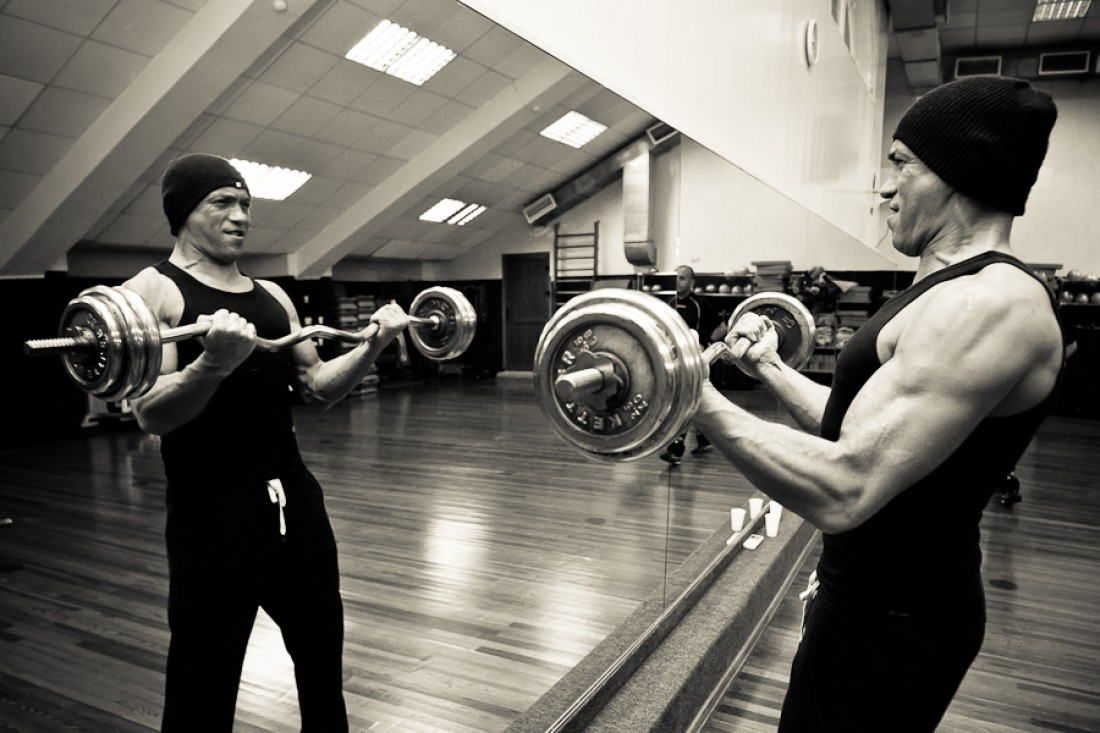 Тренируйся