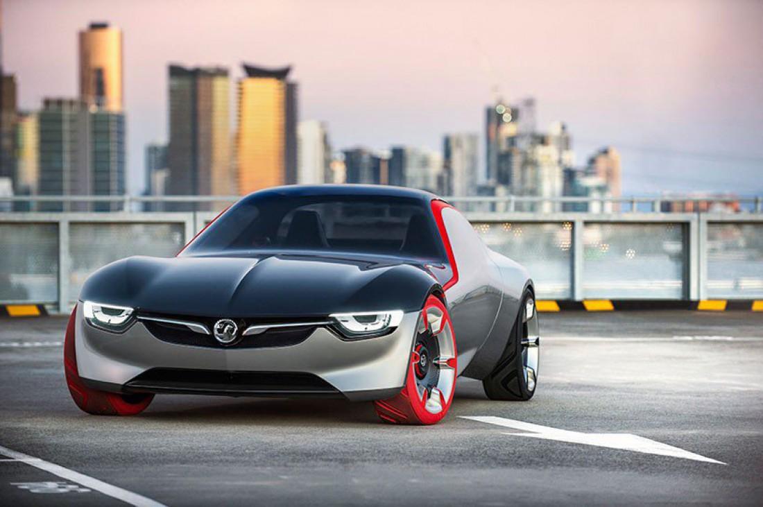 Opel GT Concept 2016 будет солидно нашпигован электроникой