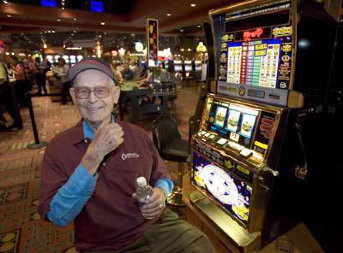 Элмер Шервин дважды выигрывал в казино крупные суммы