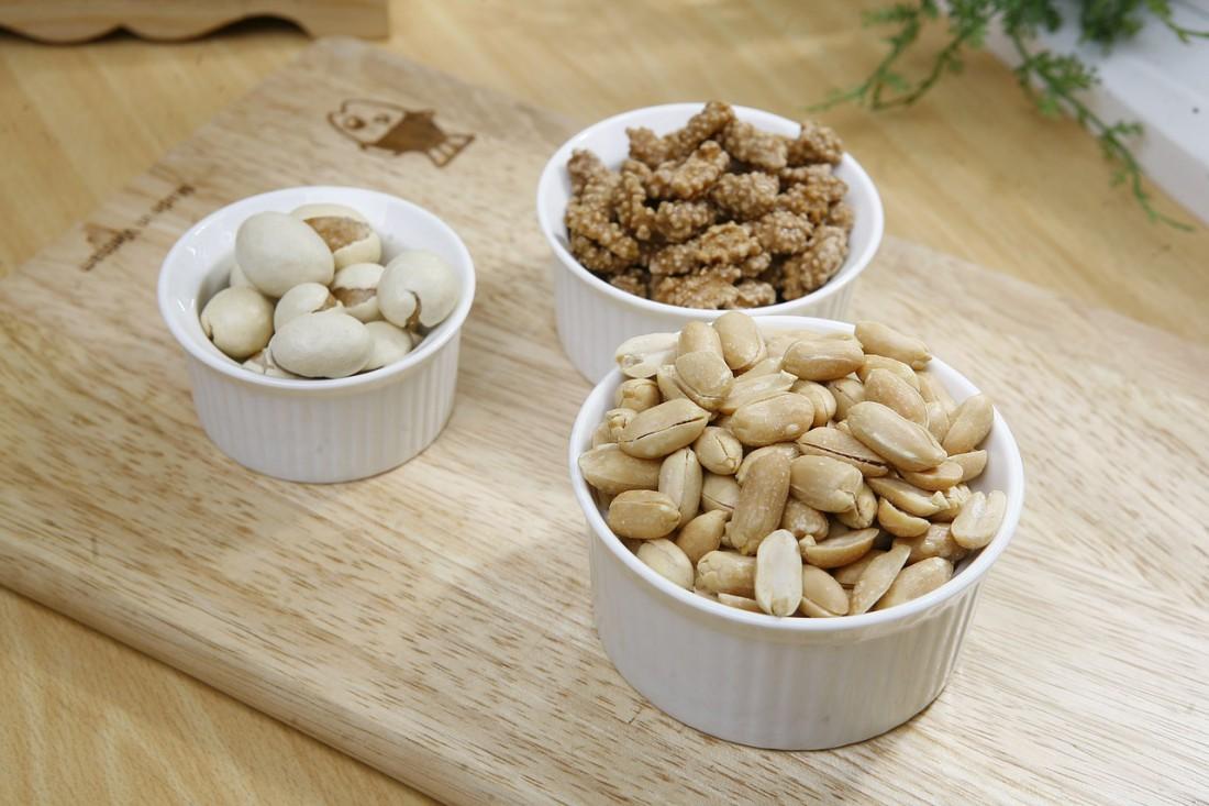 Орехи - лучший перекус